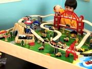 Stile Baby Interio - Metropolis Train Set