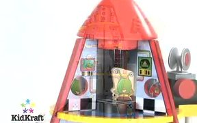 Stile Baby Interio - Kidkraft Spacecraft