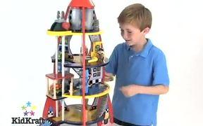 Stile Baby Interio - Kidkraft Spacecraft