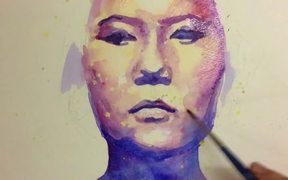 Yutso (painting time lapse)