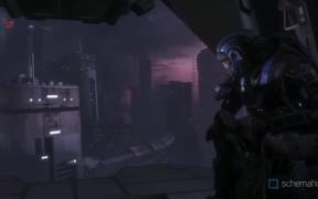 Schematic - Halo Case Study