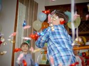 Hefty Commercial: Ultimate Birthday