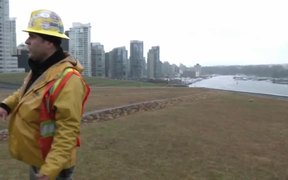 Living Green Roof: Vancouver Convention Centre