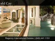 Emerald Cay Turks and Caicos Islands.