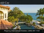Emerald Cay Turks and Caicos Islands.
