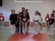 Janice at Ichiban Karate Tournament