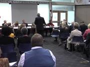 Dr. Grego Addresses Legislative Delegation