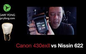 Nissin Flash vs. Canon 430exII