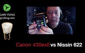 Nissin Flash vs. Canon 430exII