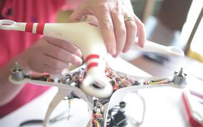 Phantom Power: Small UAVs and Small Business