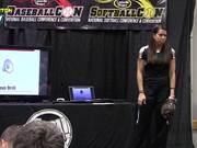 Fastpitch Softball Catchers Clinic Part 2
