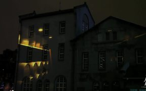 Johnnie Walker Green Label 3D Projection Mapping
