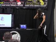 Fastpitch Softball Catchers Clinic Part 2