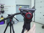 Manfrotto MVM500A Fluid Monopod