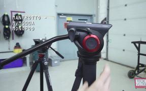 Manfrotto MVM500A Fluid Monopod