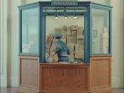 Prada Commercial: The Postman