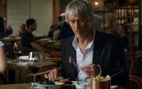 Ambiente Restaurants Campaign: Food Delight: Him