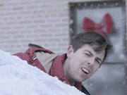 Ford Commercial: Icy Mad Man