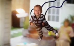 Doritos Commercial: Sling Baby