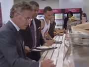 ESPN Commercial: Steph and Chicken Curry