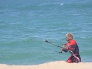 Edinson Martinez Kiteboarding