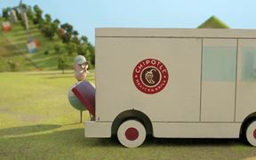 Chipotle Commercial: Back to the Start