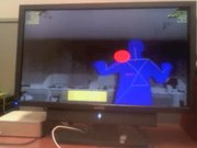 Kinect based Gestures in a Simple Application