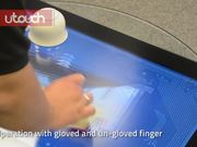 Sync Table - multitouch technology