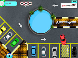 The Parking Lot Game - Play online at Y8.com