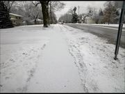 Walking Through a Winter Wonderland
