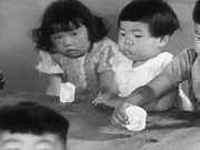 Japanese Relocation: Children's Center