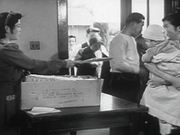 Japanese Relocation: Japanese are Processed