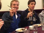 Learning to Use Chopsticks