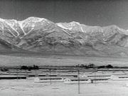 Typical Japanese Relocation Center