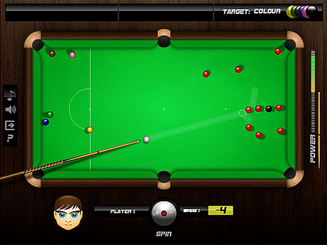 Snooker And Pool Games