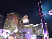 Vegas New Years Eve Night