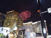 Vegas New Years Eve Night