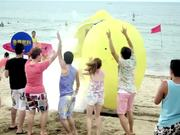 Nestea Commercial: Big Lemon Refrigerator