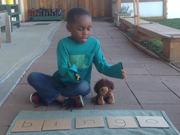 Boy Sings