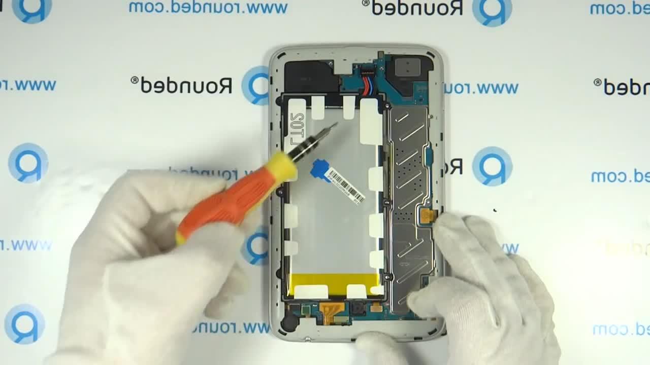Samsung Galaxy Tab 3 (7 0) WiFi - Repair Guide Video - Watch