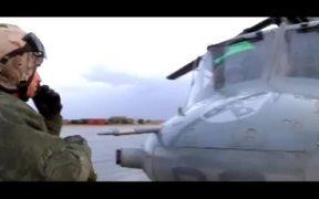 UH-1Y Hitting Afghan Skies during First Deployment