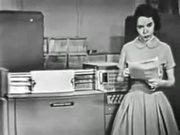 Classic TV Commercial for a UNIVAC Computer