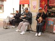 China Town Street Musicians
