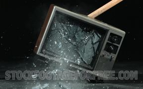 Sledgehammer TV Smash