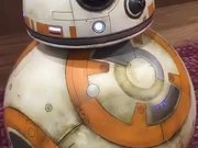 BB8 on the Red Carpet