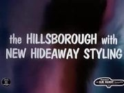 The Hillsborough with New Hideaway Styling (1959)