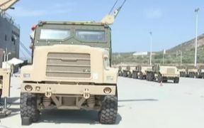 Marines Armor Vehicles