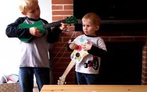 Boys and Guitars