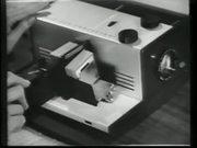 Commercial for Kodak 300 Slide Projector 1957