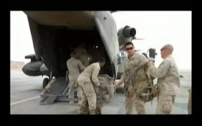 Bringing Marines to The Fght